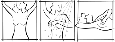آموزش تصویری خود آزمایی پستان